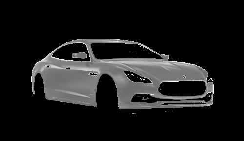 Цвета кузова Quattroporte